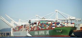 В Китае создана одна из крупнейших судоходных корпораций