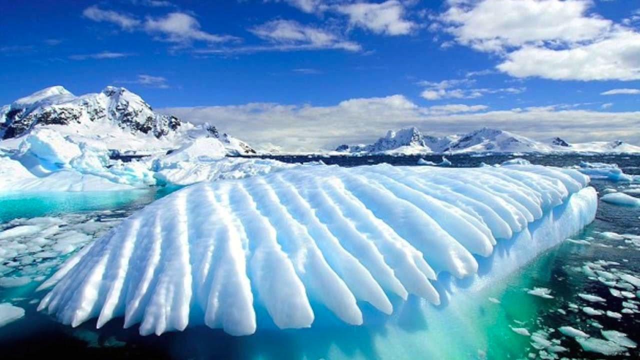 Антарктида . Фото maxresdefault