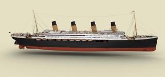 Новый Титаник совершит свой первый рейс  в 2018 году