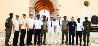 Пребывание океанографического исследовательского судна  «Адмирал Владимирский» в Луанде