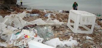 Берега России «Что за зверь такой – микропластик, и почему мы решили изучать его на Байкале?»