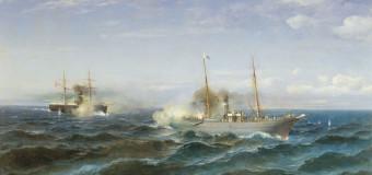 В Черном море найдены обломки легендарного парохода «Веста»