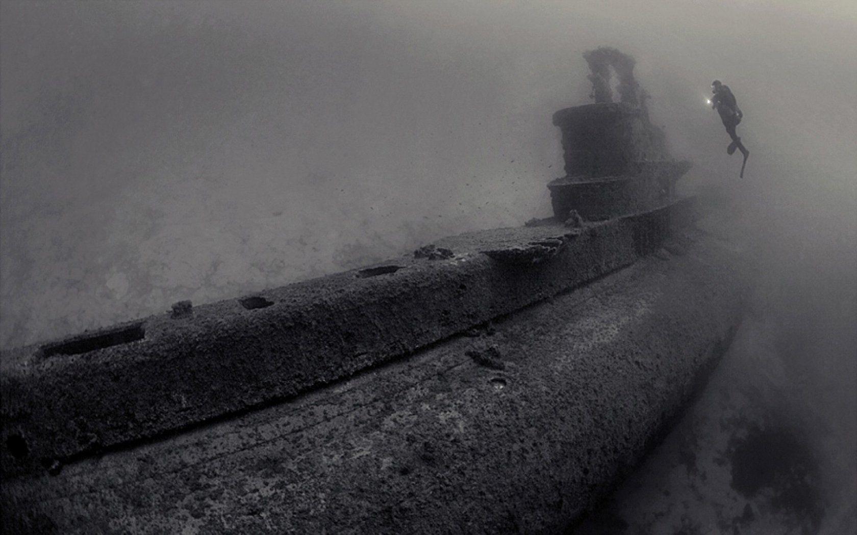 submarines the underwater war