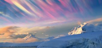 Антарктида в фотографиях Девена Стросса