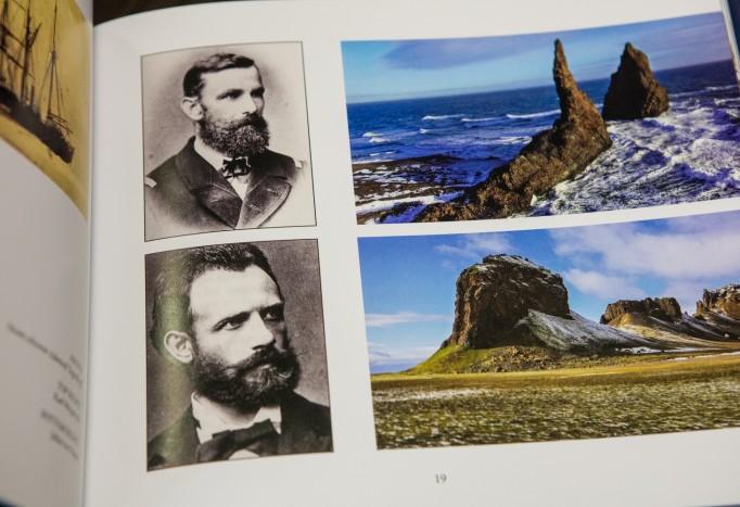 В альбоме Archipelago соседствуют исторические снимки и современные фотографии островов Земли Франца-Иосифа. Фото — Николай Гернет