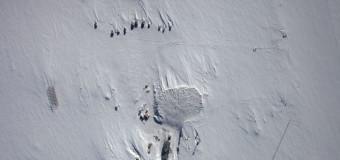 Ученые предполагают наличие крупного озера подо льдами Антарктиды