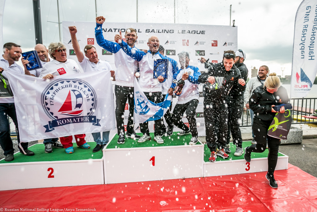 Russian Sailing League_act 2_winners