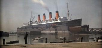 Старые фотографии кораблей.