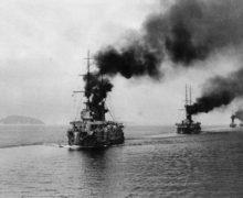 28 мая 1905 года произошло Цусимское сражение