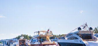 «Штрафстоянка» для яхт в Саратове.