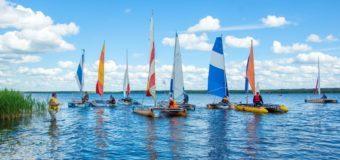 С 11 по 14 июня прошел VI «Чемпионат Курской области по спортивному туризму на парусной дистанции».