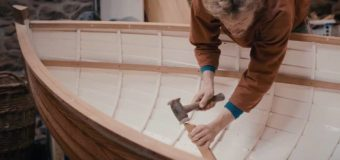 Из лесопилки на воду: история строительства деревянных лодок