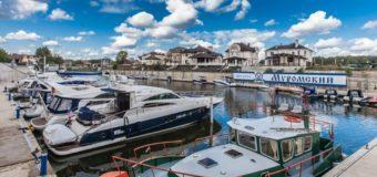 В сентябре состоится первый Самарский фестиваль яхт и катеров
