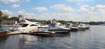 Завершила свою работу седьмая ярмарка яхт и катеров «Водный мир»