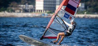 Российская яхтсменка Елфутина завоевала бронзу на чемпионате Европы