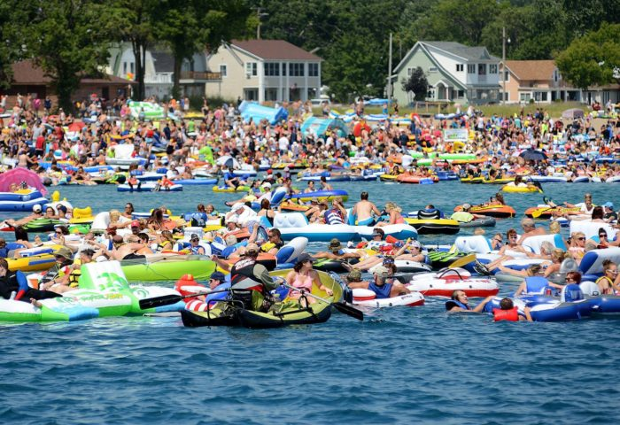 Port Huron Float Down 2016 August 21, 2016