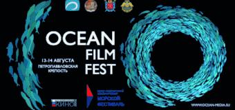 Кинопоказ под открытым небом Ocean Film Fest