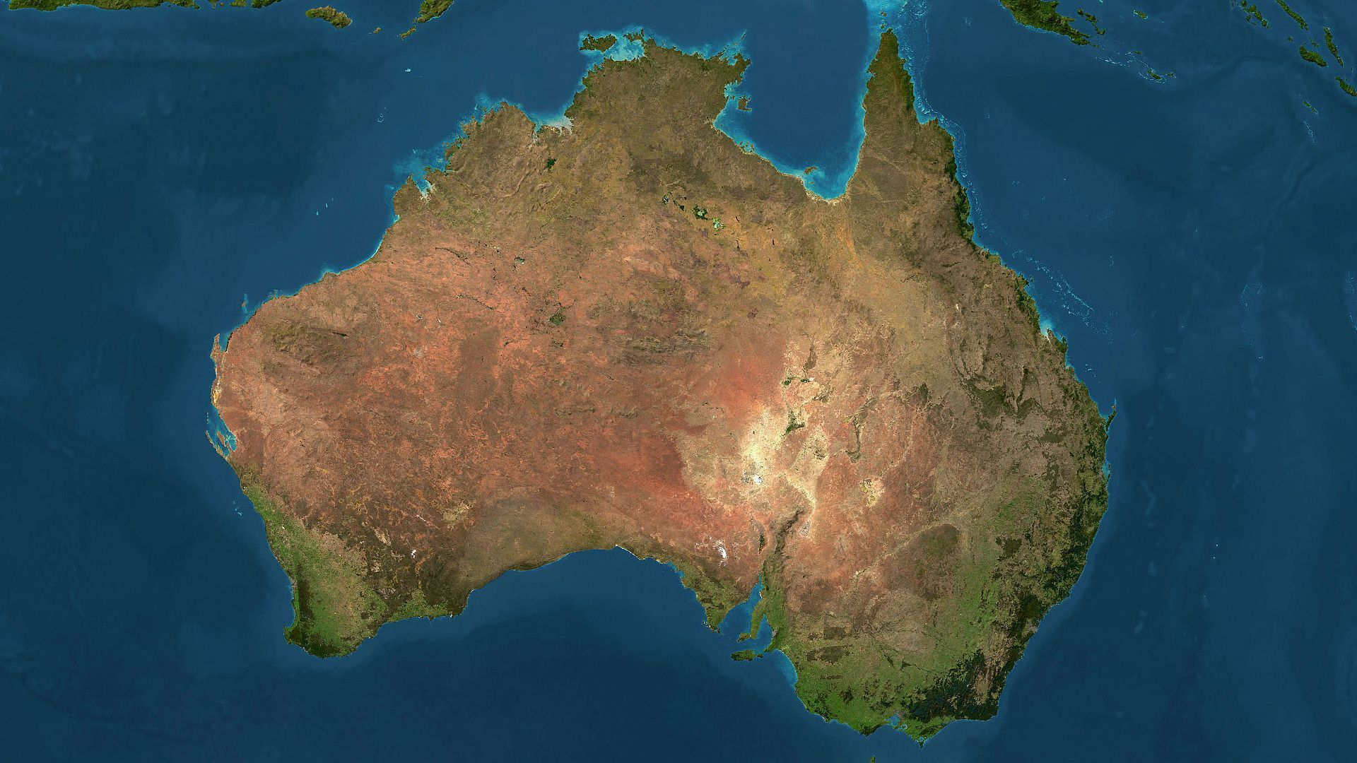 an overview of the continent of australia Australia is a country located in the southern hemisphere, south of asia, near indonesia, new zealand, and papua new guineait is an island nation that comprises the australian continent as well as the island of tasmania and some other small islands.