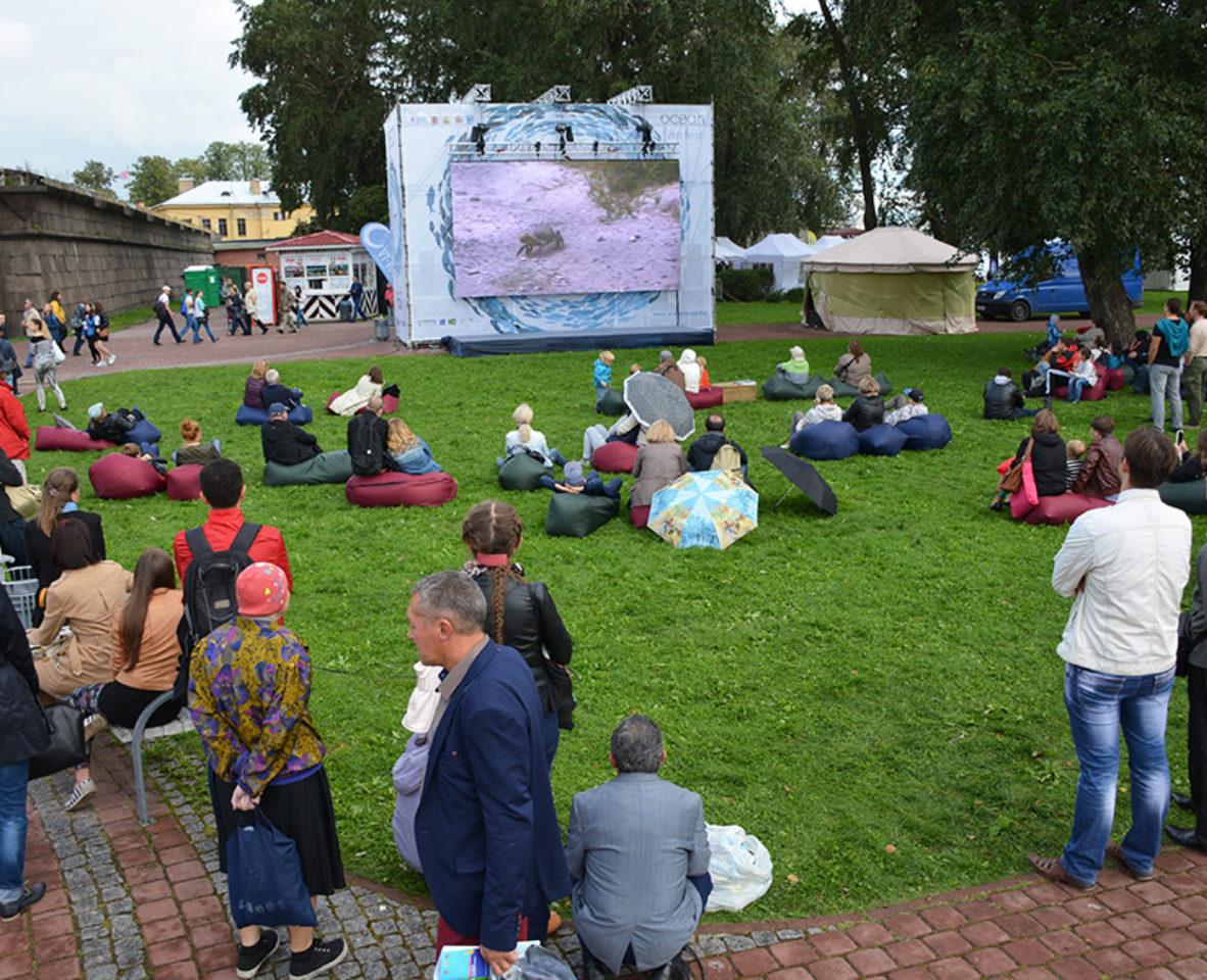 Фестиваль фильмов про морскую стихию