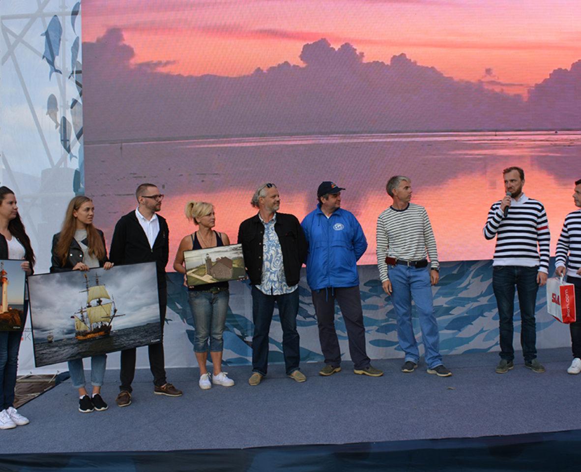 Церемония награждения Ocean Film Fest
