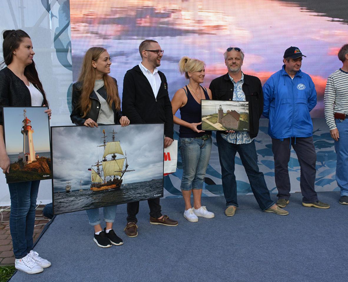 Награждение победителей Ocean Film Fest