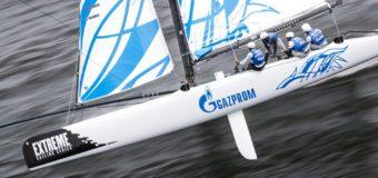 Уже завтра стартуют гонки катамаранов Extreme Sailing Series