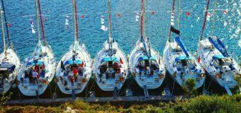 Регата Ocean Medi Cup вновь собирает друзей