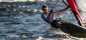 Елфутина выиграла Чемпионат России по парусному спорту в классе RS:X