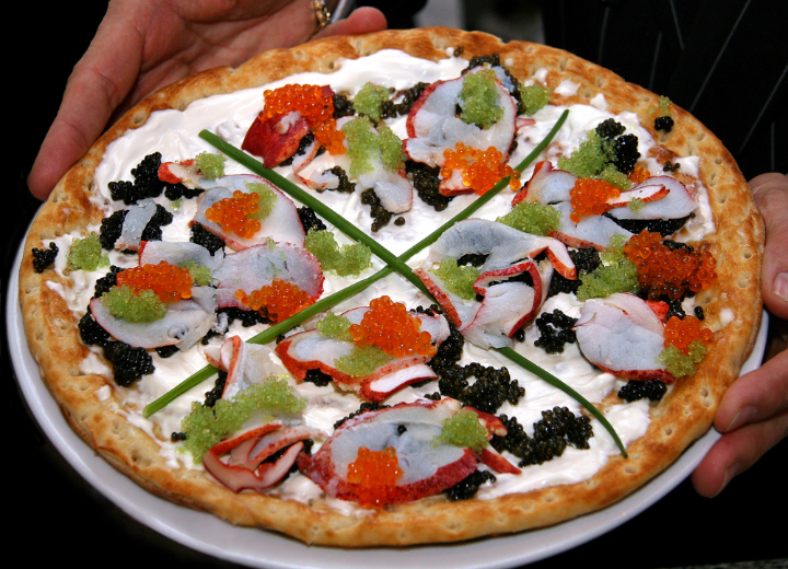 Пицца Louis XIII