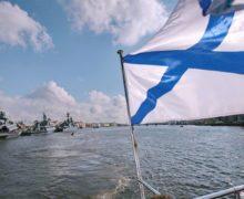 «Андреевский флаг над океаном»