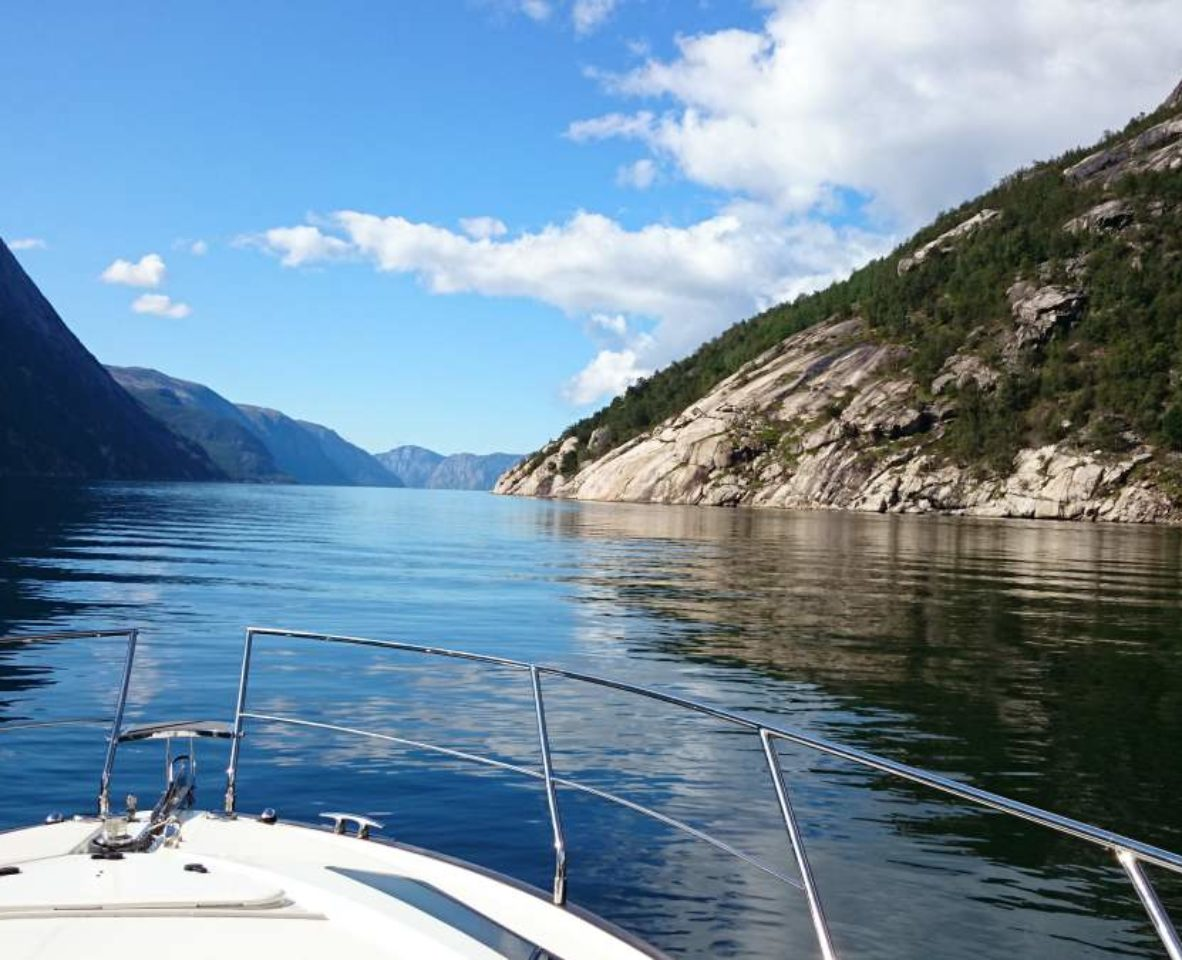 Private Exclusive Fjord Cruise