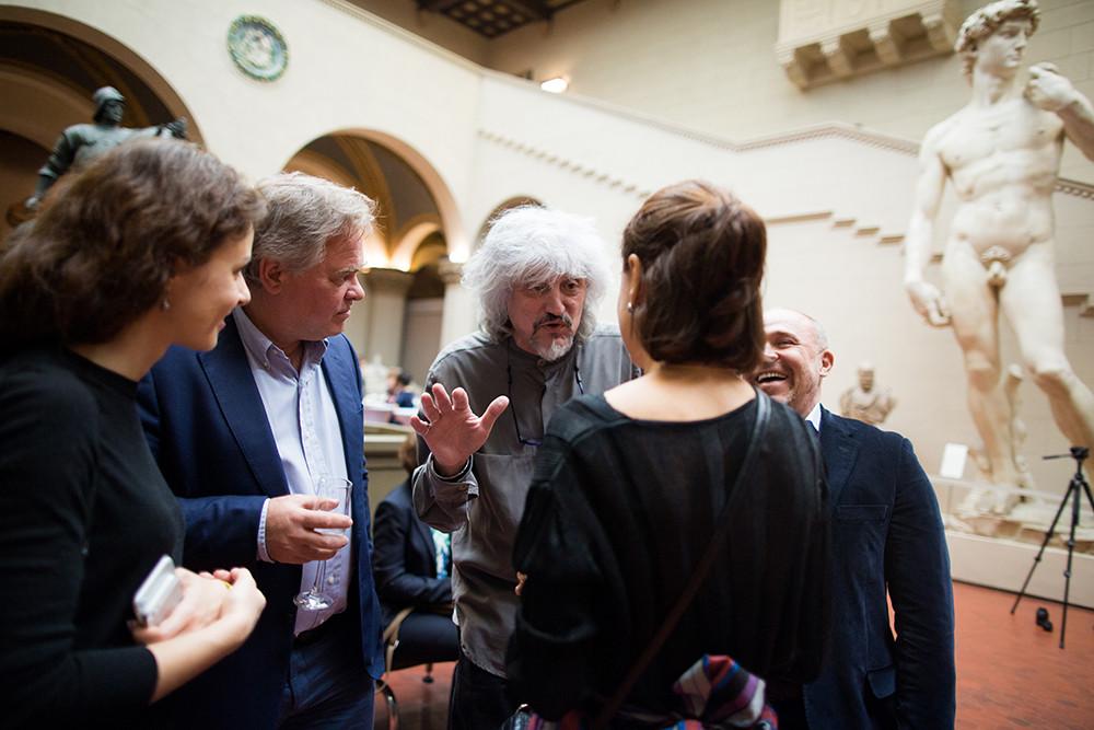 Алексей Пономорев о Antarctic Biennale
