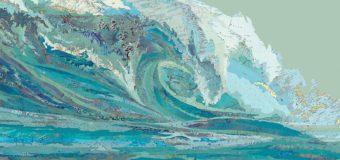 Морские волны Мюттью Кьюсика