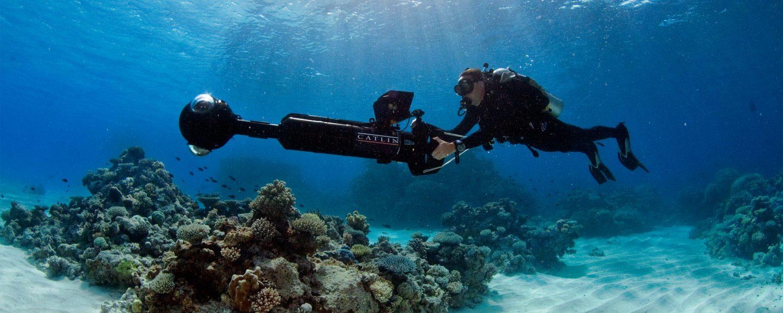 подводные съемки русского кусто