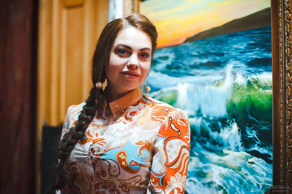 Мастер-класс Анастасии Дубач на Moscow Boat Show