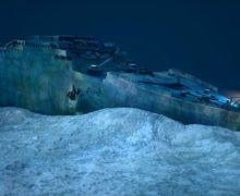 В продаже появились дайвинг-туры к «Титанику»