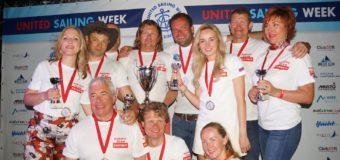 Команда Favorit Saling Team успешно открыла парусный сезон!