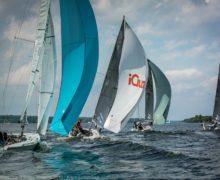 Завершен третий этап Кубка Ассоциации класса яхт SB20