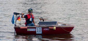 В Калининграде прошли международные инженерные соревнования лодок на солнечных батареях «Солнечная регата»