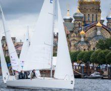 Главное соревнование класса — «Кубок Platu 25» — пройдет в Санкт-Петербурге