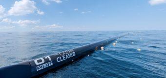 Проект по сбору пластика в Тихом океане привлек более 21 млн. долларов
