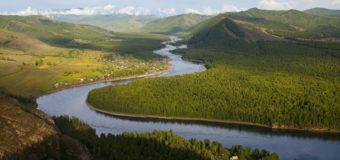 Река Енисей (поэма)