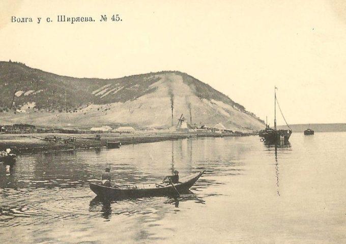 Волга у села Ширяева