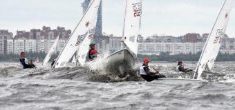 В Санкт-Петербурге стартовало первенство России в олимпийских и международных классах