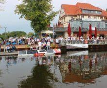 В Германии успешно прошли соревнования «Solarbootregatta 2017»