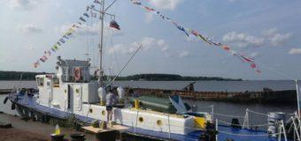 Экспедиционное судно Axidian прибудет в Тверь для продолжения съемок документального проекта
