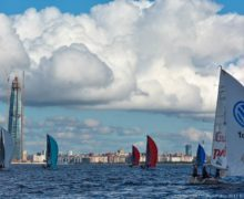 Завершился чемпионат России в классе яхт SB20