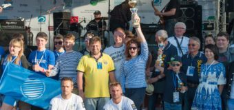 """""""Солнечная регата"""" отправляется в Германию на Solar Regatta 2017"""