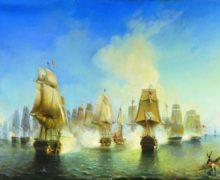 Известие о Чесменской битве  (версия оттоманской империи)