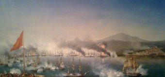 Взятие крепости Сизополь
